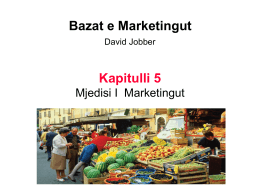 Jobber: Marketing Chapter 5