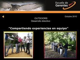 Diapositiva 1 - Escuela de gerentes