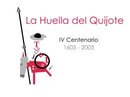 La Huella del Quijote