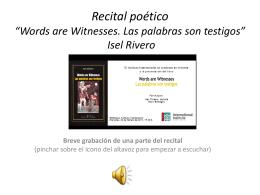 Diapositiva 1 - Biblioteca del Instituto Internacional