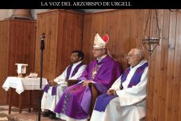 LA VOZ DEL ARZOBISPO DE URGELL