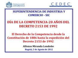 PROYECTO DE LEY NO. 195 DE 2007 DEL SENADO Y 333 …
