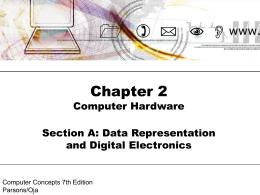 Computer Concepts 7