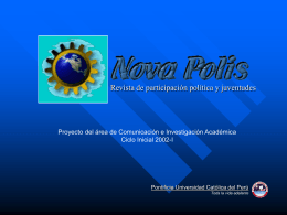 Nova Polis