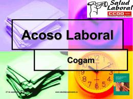Acoso Laboral