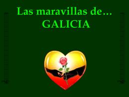 Galicia y sus maravillas