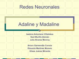 Adaline y Madaline