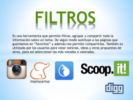 FILTRO SOCIAL