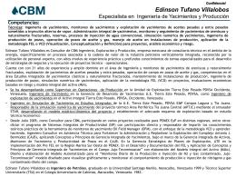 CV - Inicio