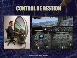 CONTROL DE GESTION