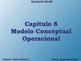 Modelo Conceptual Operacional