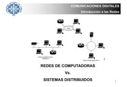 Redes - Modelo OSI -
