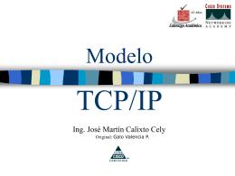 Modelo OSI & Modelo TCP/IP