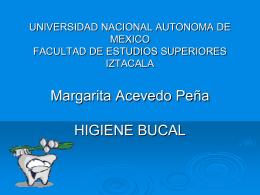 UNIVERSIDAD NACIONAL AUTONOMA DE MEXICO …