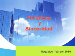 PowerPoint Template - ESCUELA DE FAMILIAS