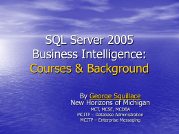SQL Server & High Availability - E
