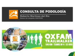 INTERMON OXFAM TRAILWALKER