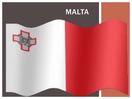 MALTA - 56primariainfantes