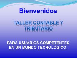 Tributaria I - Contabilidad Visual