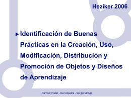 Heziker 2006 - Sergio Monge
