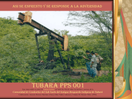 TUBARA PPS 001
