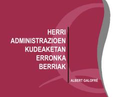 Congreso de Excelencia - EUSKALIT Kudeaketa Aurreratua