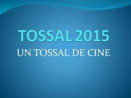 TOSSAL 2015 - APA Dominicos Valencia Blog