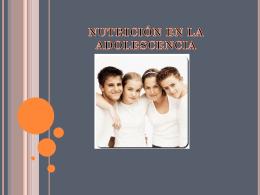 Aspectos Psicologicos de la Adolescencia.