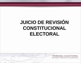 Diapositiva 1 - Tribunal Estatal Electoral