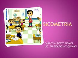 sicometria
