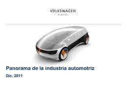 VW Konzern Mastertemplate