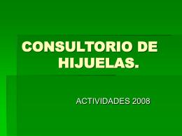 CONSULTORIO DE HIJUELAS.