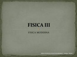 FISICA III