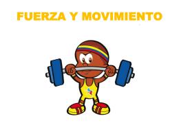 Fuerza y movimiento