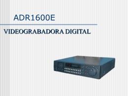 ADR1600E