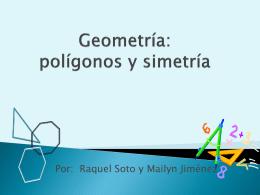 Unidad: geometria poligonos y simetria