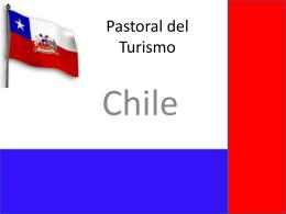 Pastoral del Turismo
