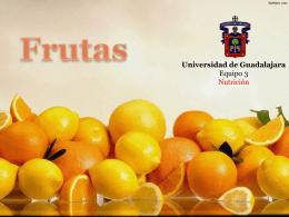 Frutas - Inicio - mediquilloss jimdo page!