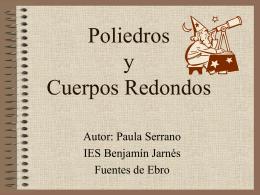 Poliedros y Cuerpos Redondos