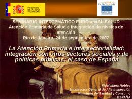 II ENCUENTRO INTERNACIONAL DE REDES EUROsocial …