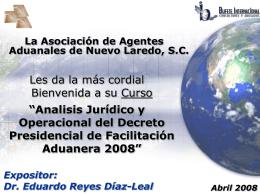 Diapositiva 1 - .: Comercio Internacional