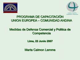 Doc. 4854s - Portal de la Comunidad Andina
