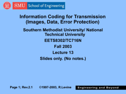 Addl6302 Technology - Lyle School of Engineering