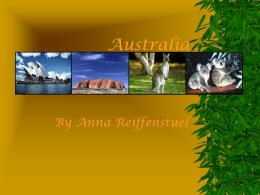 Australia - Google Sites
