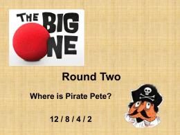 Round Two - GeogOnline