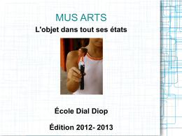 MUS ARTS