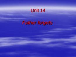 Unit 14 - 综合英语精品课程课程网站