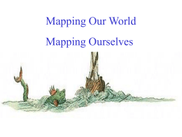Mapping Our World - Grand Valley State University