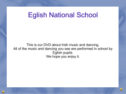 Eglish National School - Istituto Comprensivo Rignano …