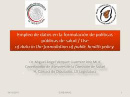 Diapositiva 1 - UCILMSA